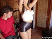 Latin Adultery Bubble butt Jynx Maze