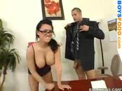 Naughty Hot Secretary