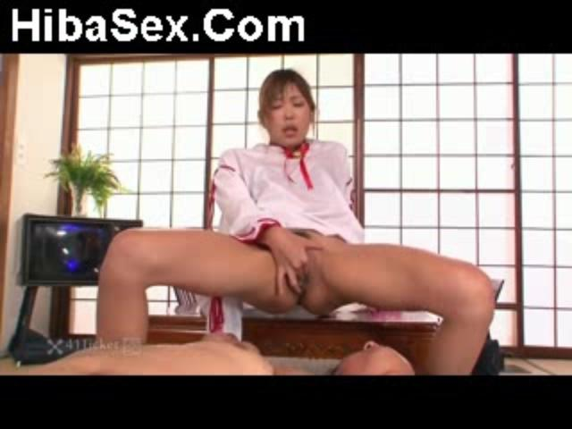 Temple priestess yuuno hoshi sexy time uncensored jav