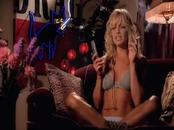 Jaime Pressly reveals her nice cleavage and great body