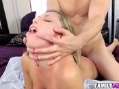 Sweet hot chick Kelly Green fucking hard cock