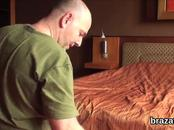 Casting babe goes home after hardcore sex and anus plowing