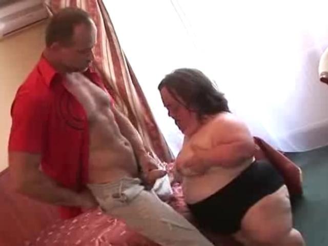 Hausfrauen Schulmaedchen Fetter Doppelter