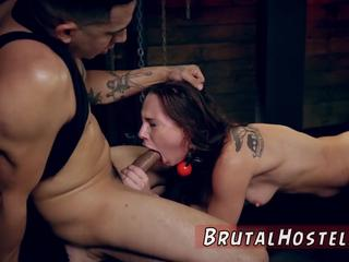 The house of kink slave first time Best mates Aidra Fox and Kharlie