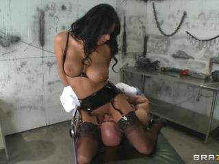 Naughty Doctor Hammered By Patient