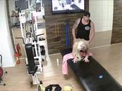 Working out those cocks gym style