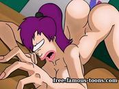 Futurama hidden hentai orgy