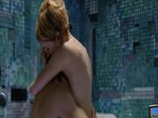Impassioned Blonde Fucks At Bed & In Shower Room