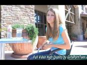 Delilah Teen Ftv Long Labia and Stretching