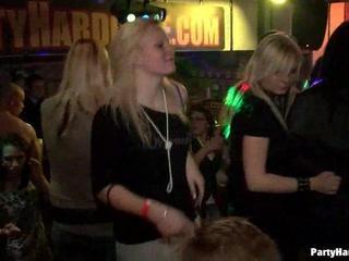 Hot Lesbian Hardcore Party Sex
