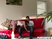 Kinky Baby-Sitter Has Her Snatch Fucked In Exchange For Silence