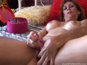 Nasty Mature Whore Jams Twat Using Sex Toys